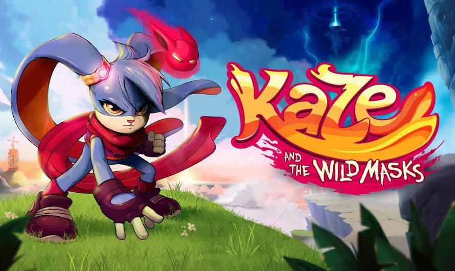 Релиз Kaze and the Wild Masks состоится 26 марта