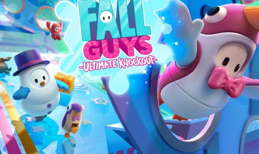 Четвертый сезон в Fall Guys стартует 22 марта