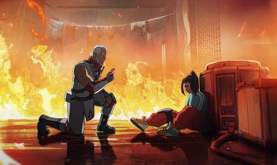В Apex Legends новые герой сможет призвать титана