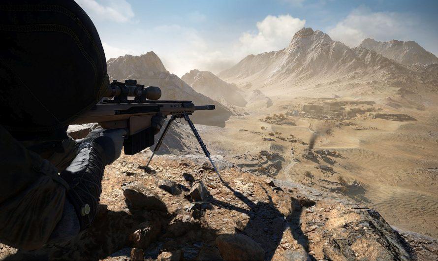 Трейлер с игровым процессом для Sniper Ghost Warrior Contracts 2