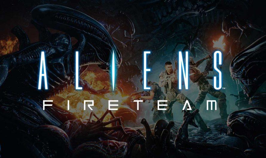 Прохождение одной из миссий в кооперативном шутере Aliens: Fireteam