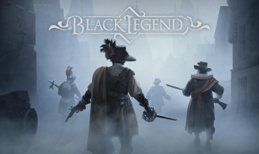 Выход Black Legend состоится 25 марта
