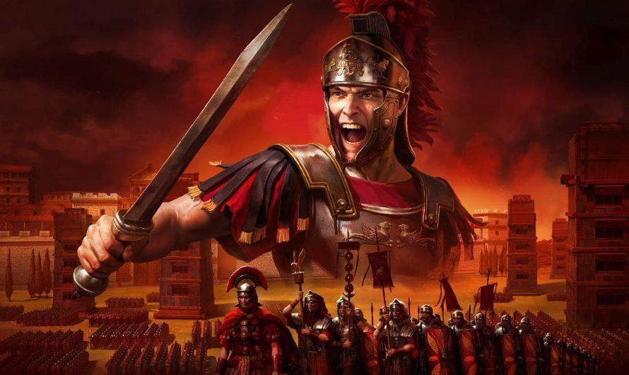 Total War: Rome Remastered выйдет 29 апреля