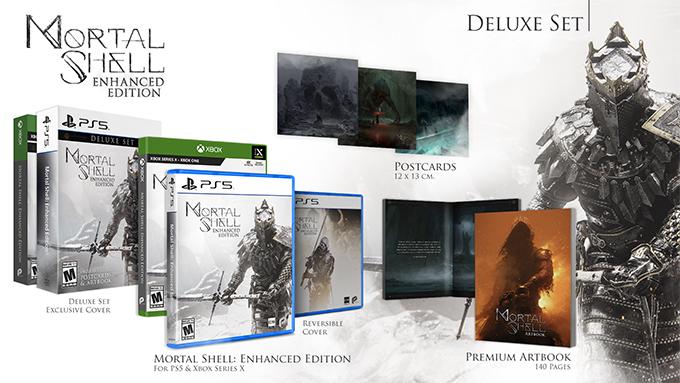 Mortal Shell: Enhanced Edition уже доступна на консолях нового поколения