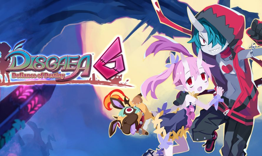 Релиз Disgaea 6: Defiance of Destiny состоится 29 июня