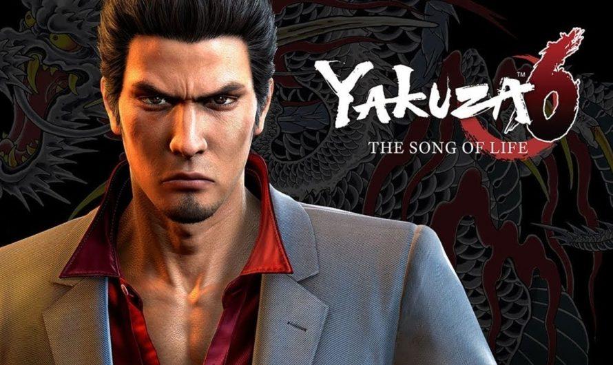 Представлены системные требования для Yakuza 6: The Song of Life
