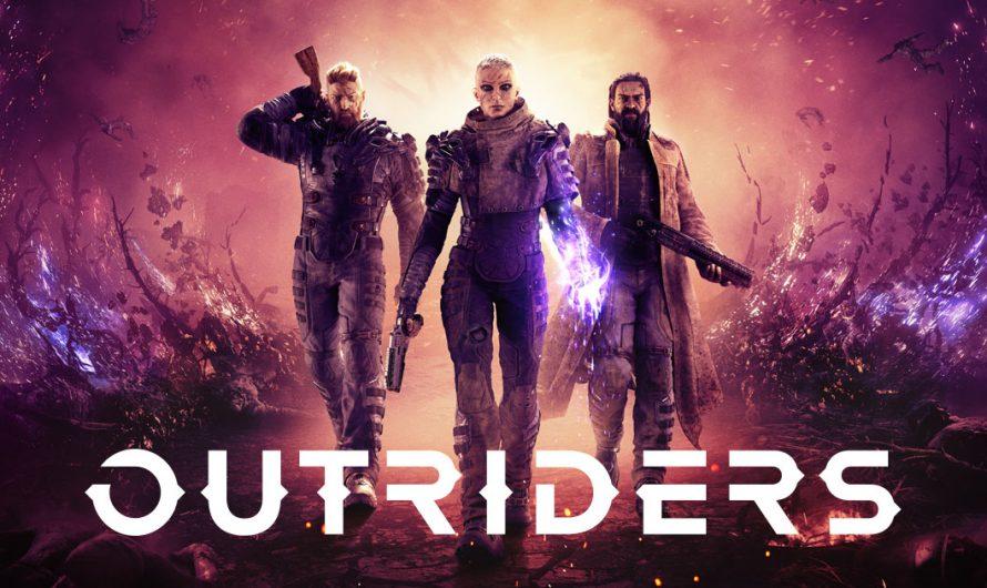 Подписчики Xbox Game Pass получат Outriders в первый день релиза