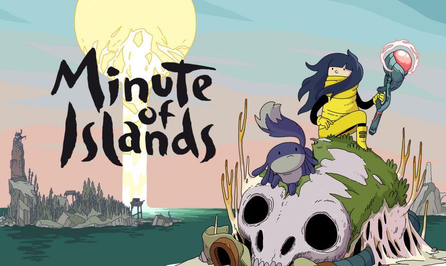 Minute of Islands более не имеет даты релиза