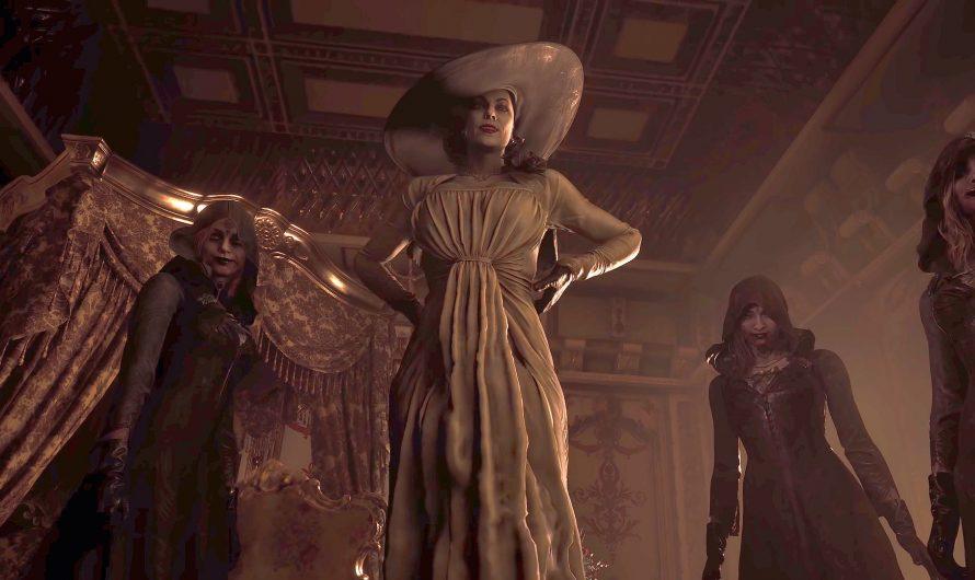 Resident Evil Village потребует 50ГБ свободного места