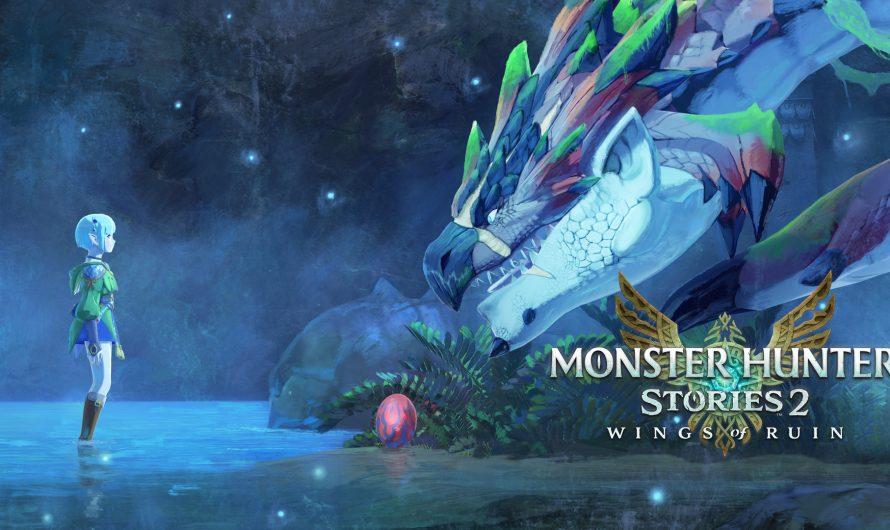 PC-версия Monster Hunter Stories 2: Wings of Ruin выйдет 9 июля