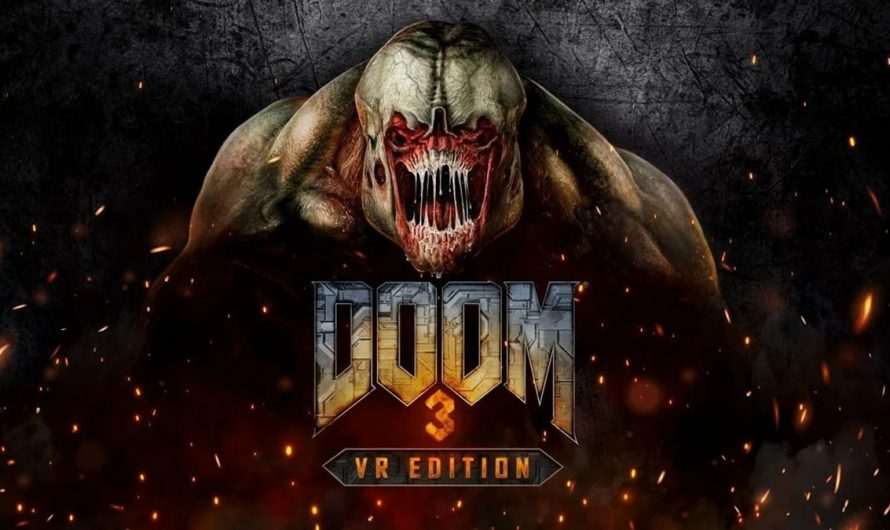 DOOM 3 появится на PlayStation VR