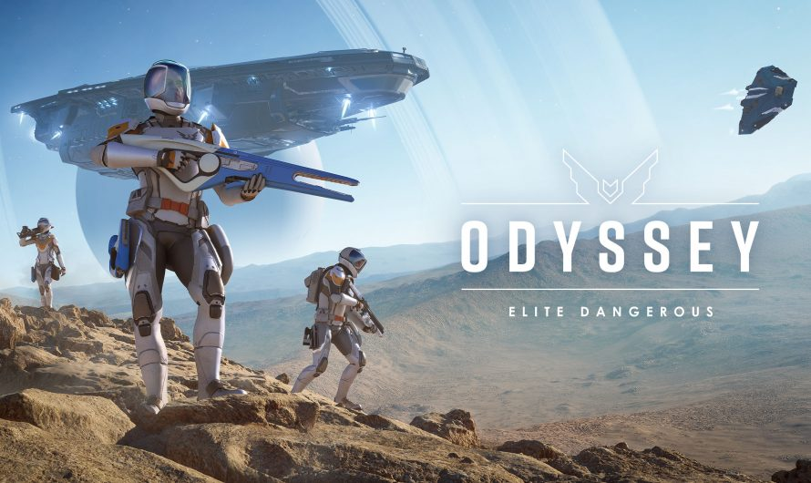 Началось альфа-тестирование Elite Dangerous: Odyssey
