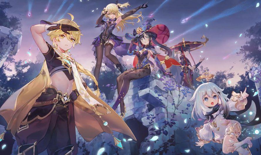 Полноценная версия Genshin Impact для PS5 выйдет 28 апреля с обновлением 1.5
