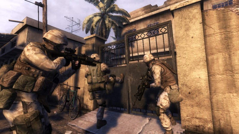 Организация CAIR просит компании Valve, Microsoft и Sony не выпускать Six days in Fallujah