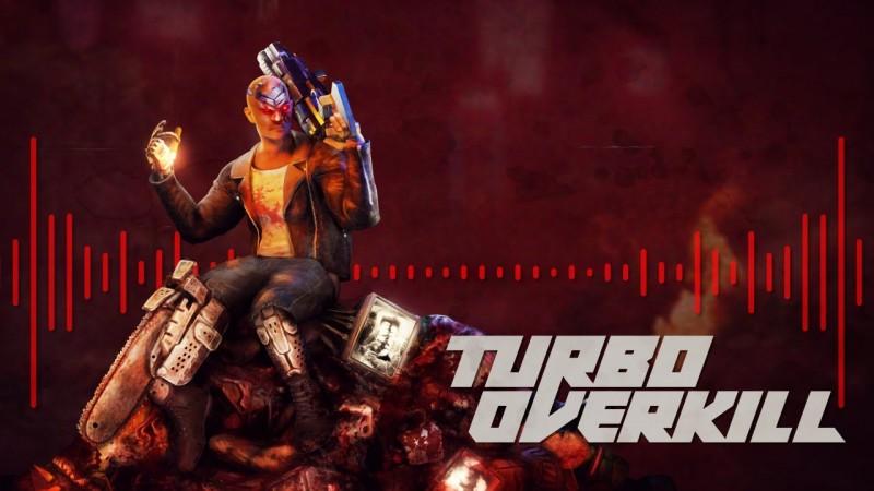 Новые отрезки геймплея ретро-шутера Turbo Overkill