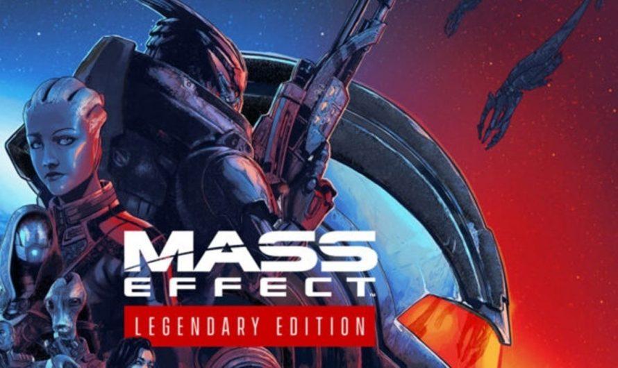 BioWare представила трейлер сравнения Mass Effect: Legendary Edition с прошлыми частями