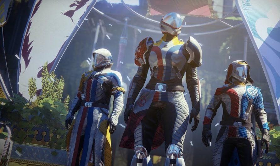 """Ежегодный ивент """"Игры стражей"""" в Destiny 2 начнется 20 апреля"""