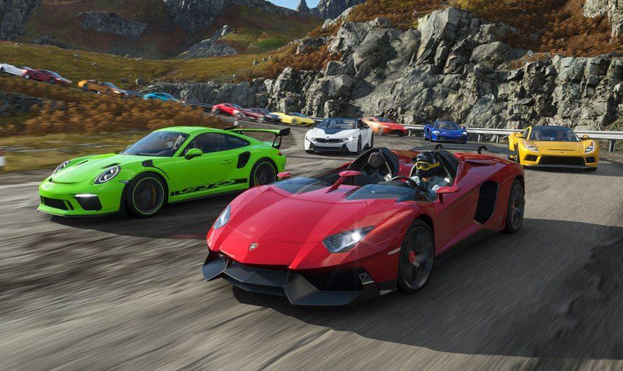 Регистрация на ЗБТ Forza Motorsport 8 открыта