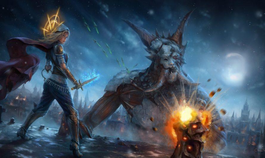 Вторая демонстрация игрового процесса Path of Exile 2