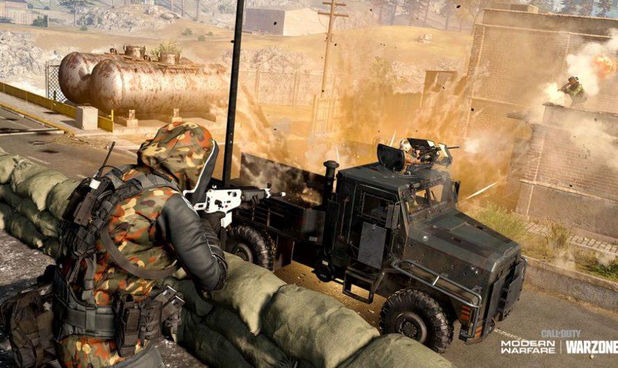 Зачистки в Call of Duty: Warzone продолжаются