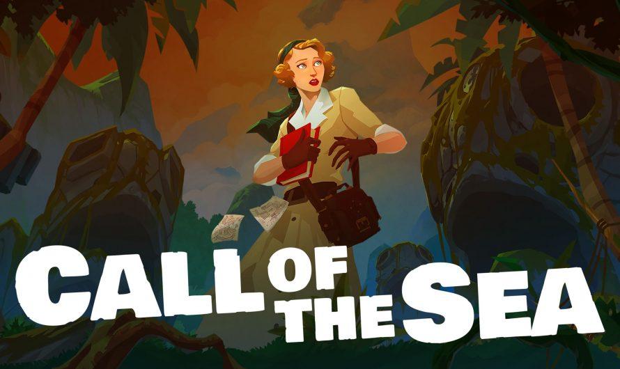 Релиз Call of the Sea на PlayStation состоится в мае 2021