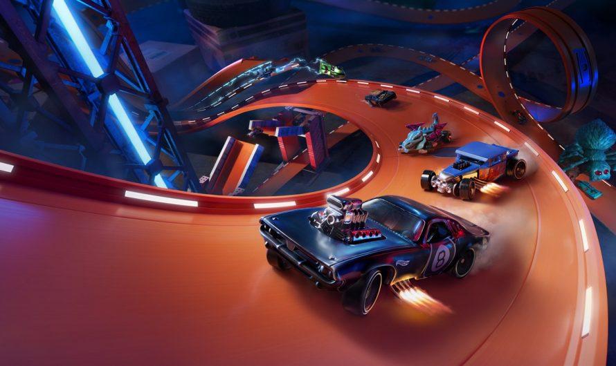 Представлен новый геймплей Hot Wheels Unleashed