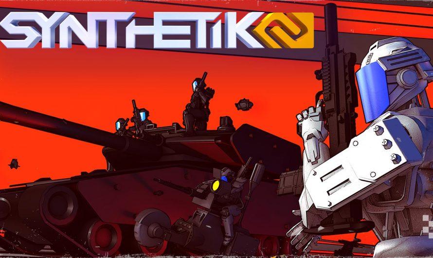 Анонсировано продолжение Synthetik: Legion Rising – Synthetik 2