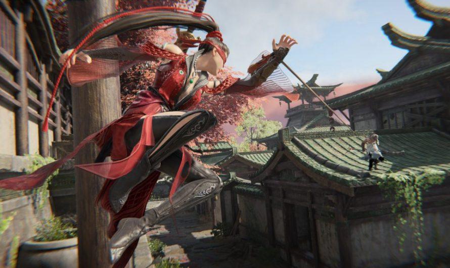 Открытое тестирование Naraka: Bladepoint начнется 23 апреля