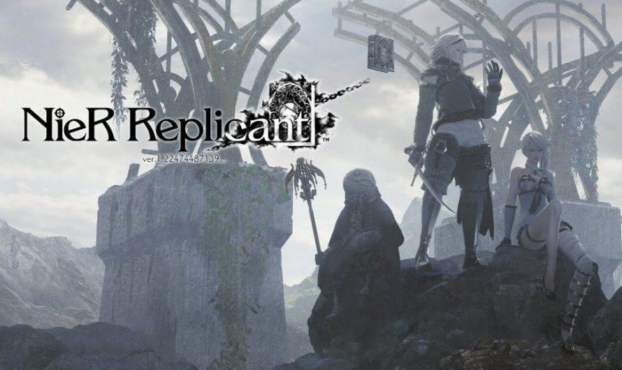 Трейлер дополнительным контентом для NieR Replicant