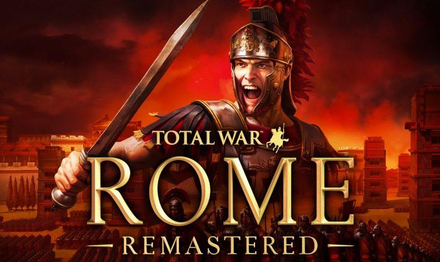 Гайд для новичков в Total War: ROME REMASTERED от разработчиков