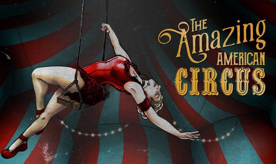 Выход The Amazing American Circus сместили на средину августа 2021