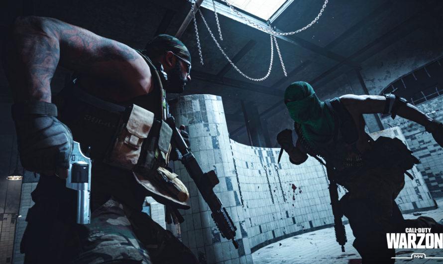 За неделю в Call of Duty: Warzone забанили около 30 000 аккаунтов