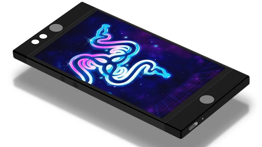 Новая информация о смартфонеRazer Phone