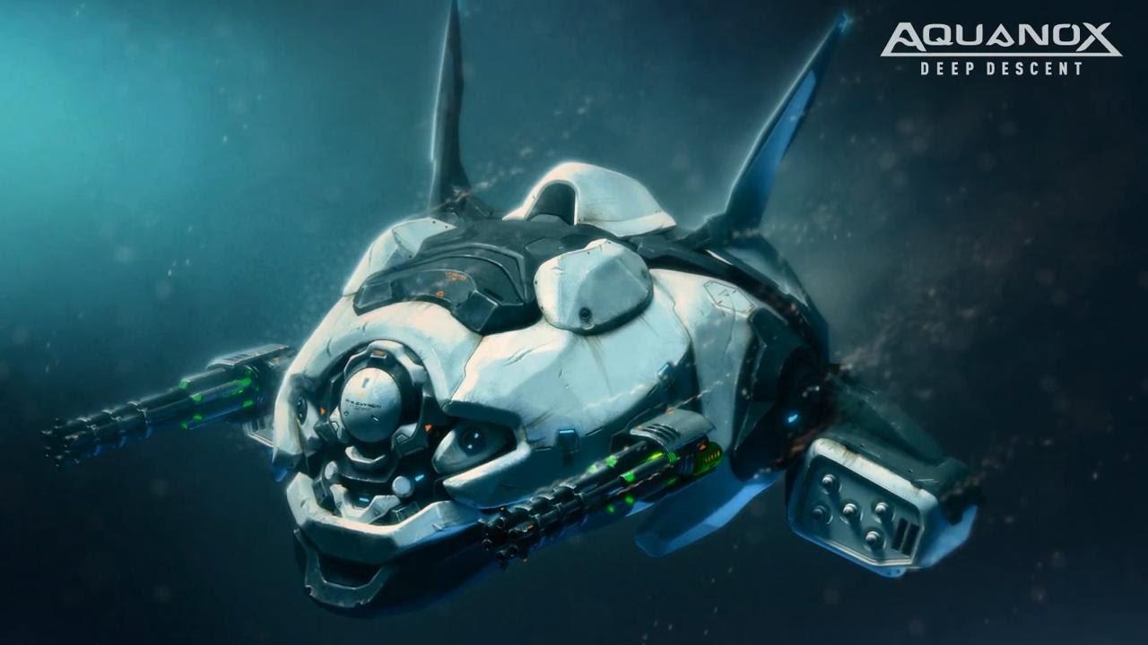 В Aquanox: Deep Descent пройдет второе сетевое бета-тестирование