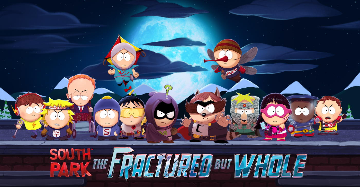 South Park: The Fractured But Whole взлома меньше чем за 24 часа