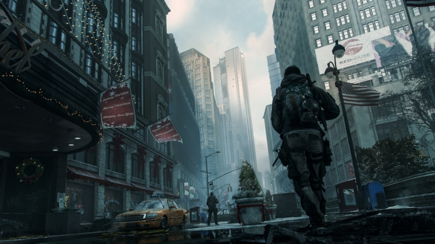 Tom Clancy's The Division получила самое масштабное обновление