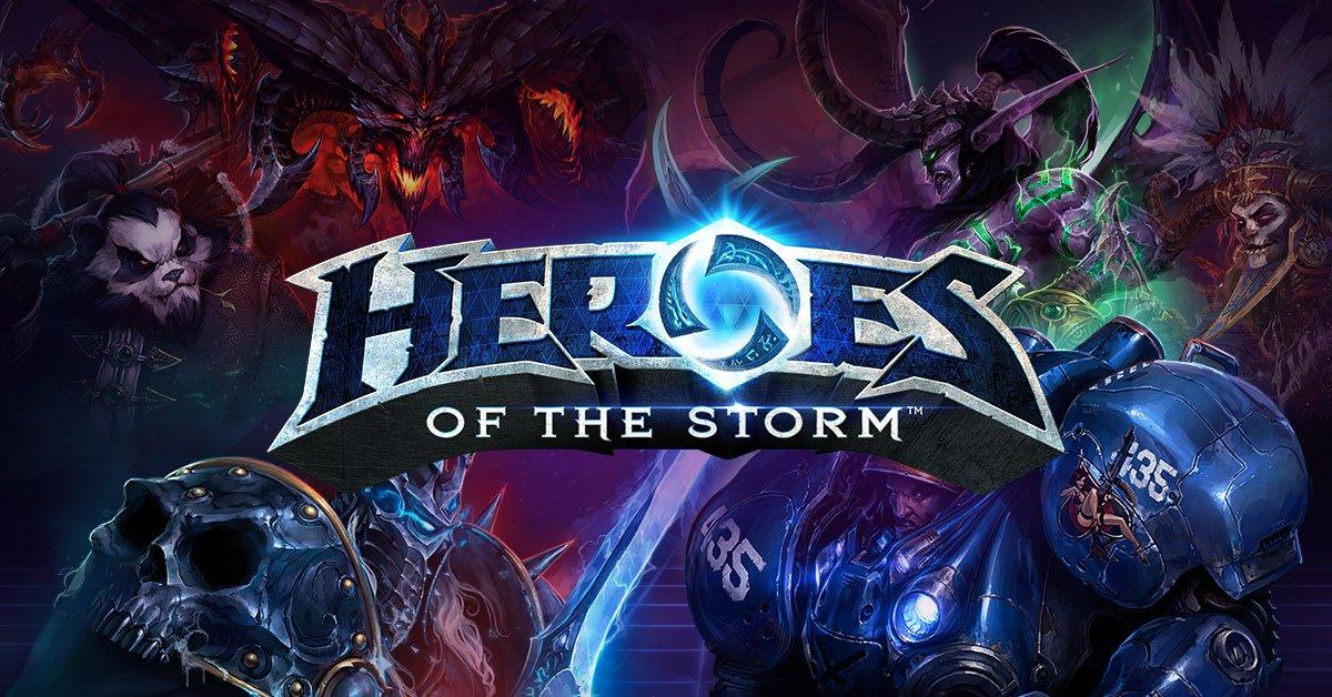 Blizzard изменят раннюю стадию игры в Heroes of the Storm