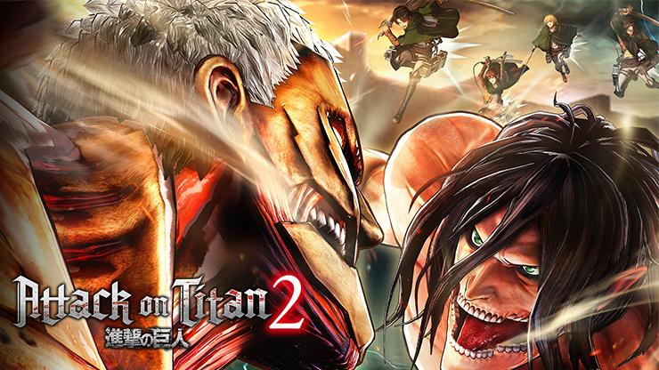 Разработчики Attack on Titan 2 показали что делать в игре кроме битв с титанами