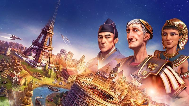 Релизный трейлер Civilization VI для консолей