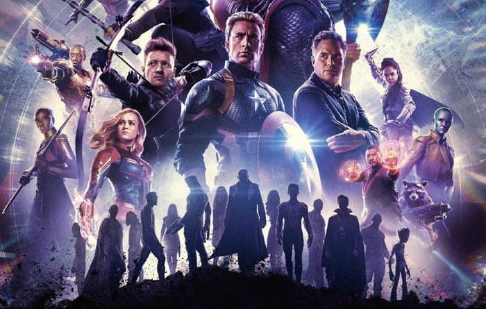 Самые популярные фильмы и сериалы 2019 года