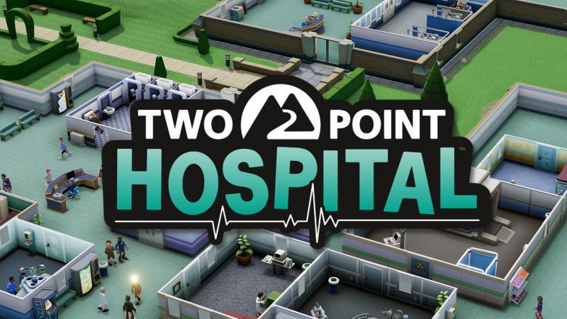 Обьявлена дата консольного релиза Two Point Hospital
