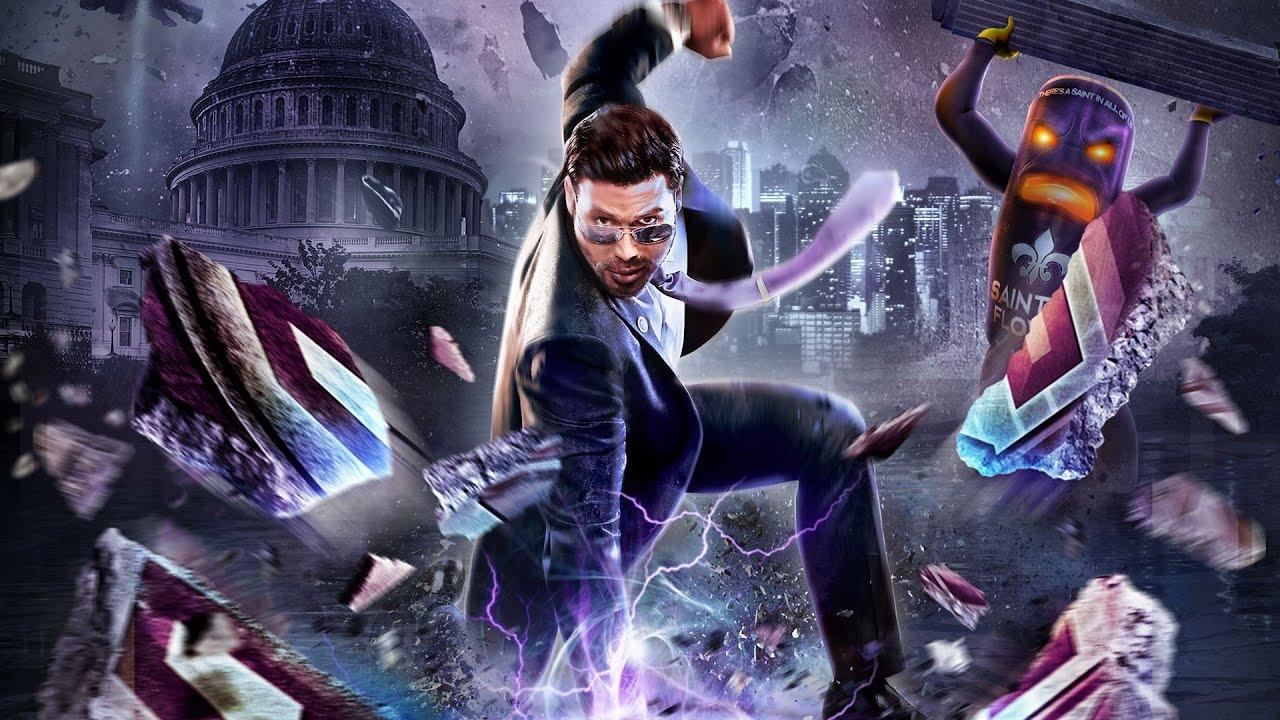 Релиз Saints Row 4: Re-Elected состоится на Switch 27 марта