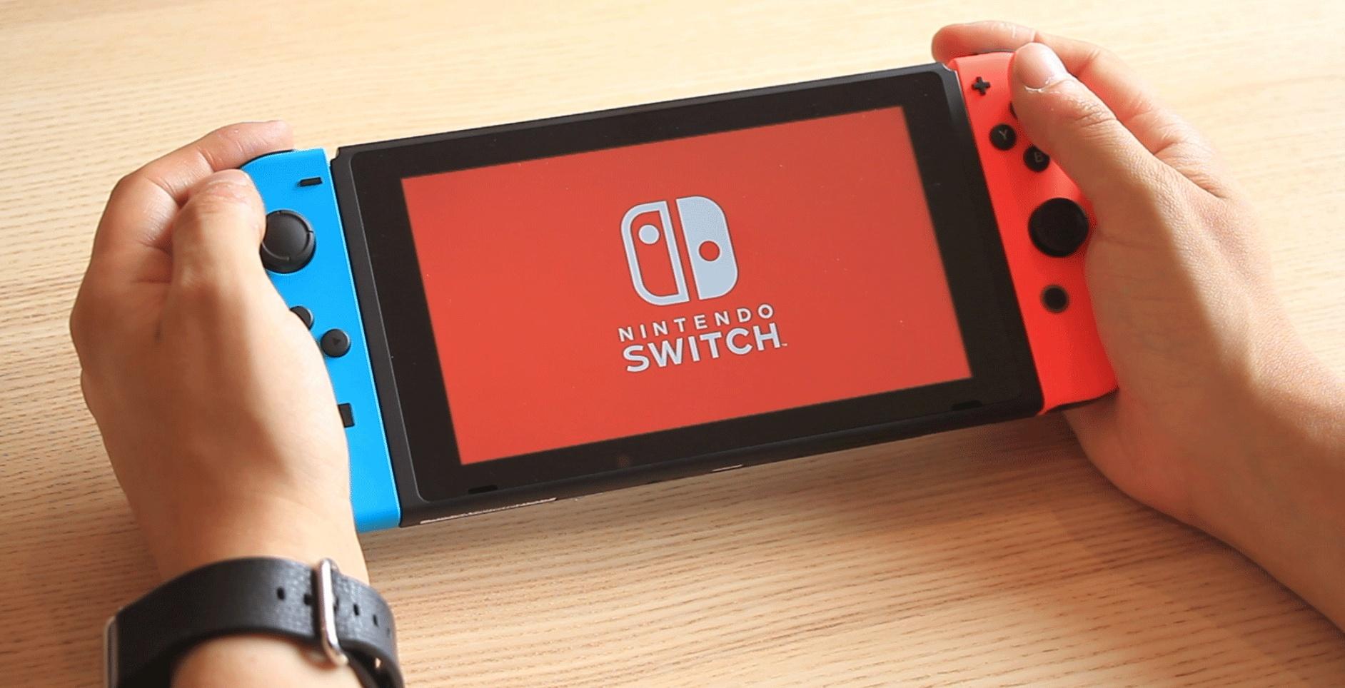 В Nintendo Switch появилась возможность переназначать кнопки