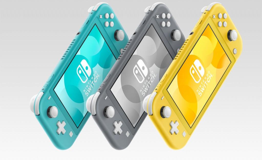 Улучшеная версия Nintendo Switch может появится в средине 2021 года