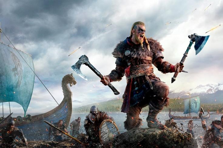 Представлен новый геймплей Assassin's Creed: Valhalla | Свежие новости игр  на LVGames.info