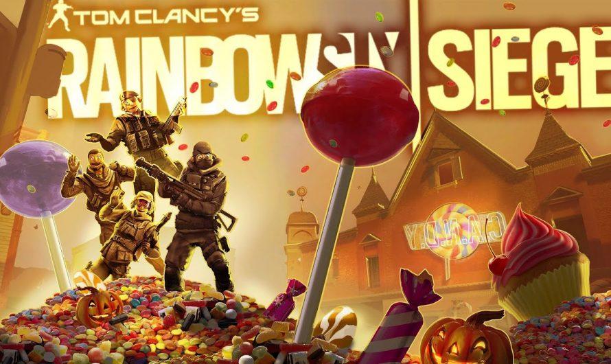 Сегодня в Rainbow Six Siege начинается празднование Хэллоуина
