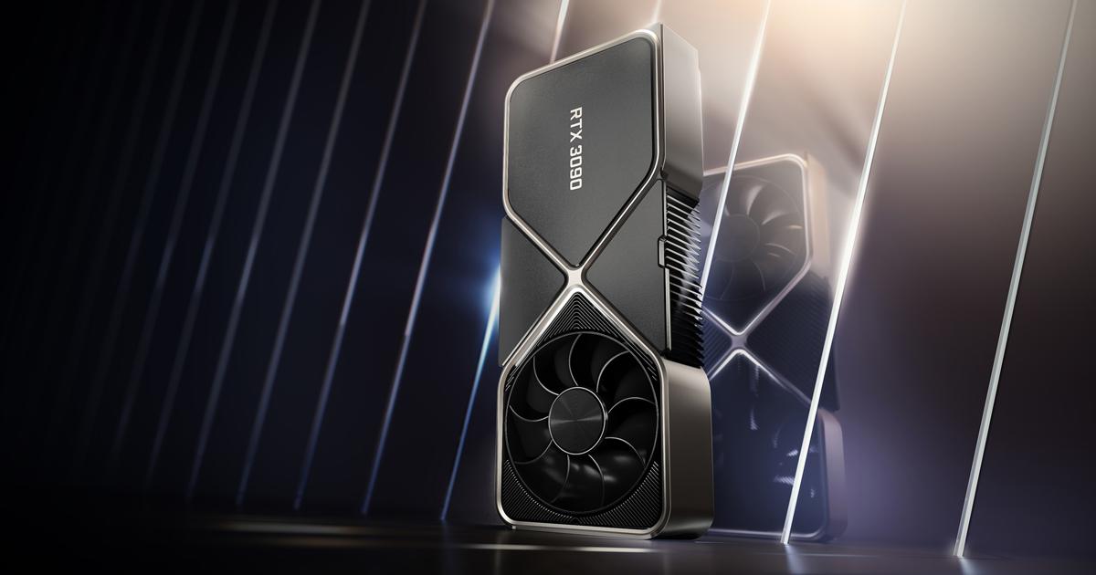 Видеокарты от Nvidia 3080 и 3090 можно будет получить не ранее 2021 года