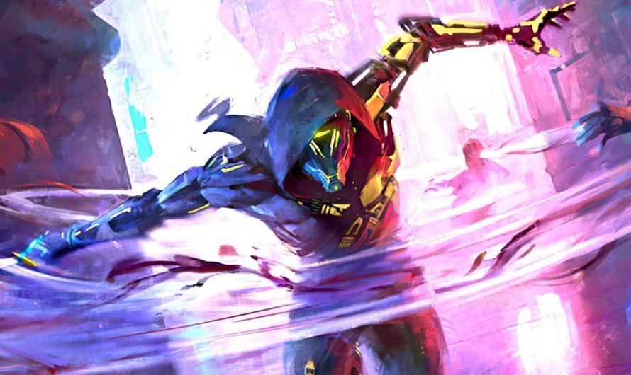 Ghostrunner получила хорошие оценки от критиков