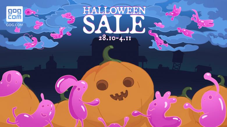 В GOG началась распродажа в честь Хэллоуина