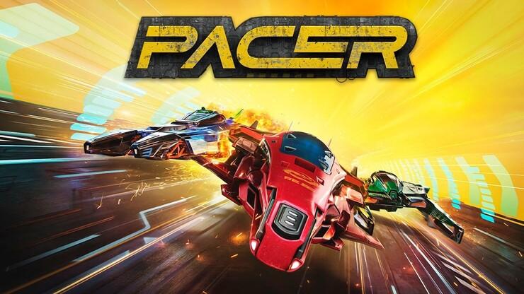 Релиз антигравитационных гонок Pacer состоится 29 октября